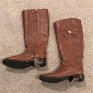 00bfe5e55a49 Women s Tory Burch Extended Calf Boots on Poshmark